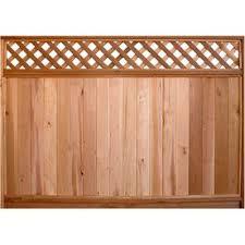Cedar Fence Panel Cedar Fence Wooden Fence Panels Cedar Wood Fence