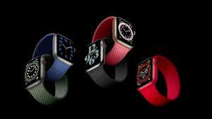 Apple Watch Series 6 launched in India at a starting price of Rs 40,900,  Watch SE, iPad Air 2020, iPad 8th gen announced- Hindy.in
