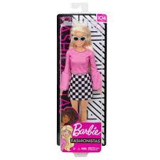 Búp Bê Barbie chính hãng - Thời Trang Fashionista BARBIE-Tiểu Thư Sang  Chảnh