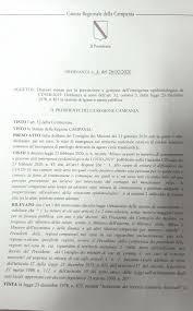 Coronavirus, De Luca chiude le scuole della Campania