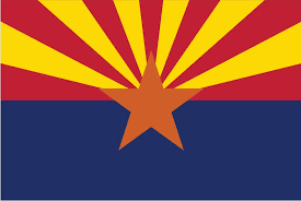 2 Pack Arizona State Flag Decal Sticker 5 Inches By 3 Inches Laminated Vinyl Decal Pds309 Walmart Com Walmart Com