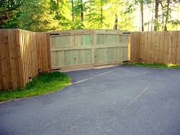 16 Wide Driveway Gates Fine Homebuilding