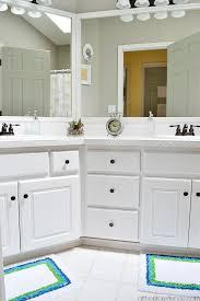 Budget Friendly Bathroom Makeover Reveal