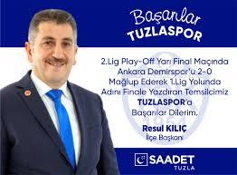 tuzlaspor hashtag on Twitter