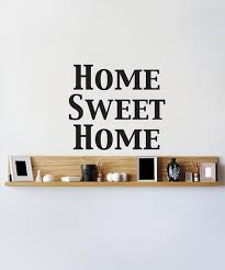 Wall Spirit Sweet Home Wall Decal Best Price And Reviews Zulily