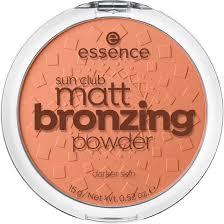sun club matt bronzing powder darker
