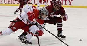 rally falls short for men s hockey