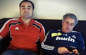 Jose Mourinho makes Abel Rodriguez's dreams come true, looks less like jerk  | The 91st Minute | Soccer Blog | Videos | Pop-Culture