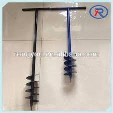 Post Hole Fence Manual Hand Drill Digger Earth Auger Buy Earth Drill Post Hole Digger Hand Drill Digger Product On Alibaba Com