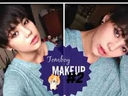 tomboy ulzzang boy makeup 2 you