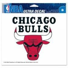 Chicago Bulls Stickers Decals Bumper Stickers