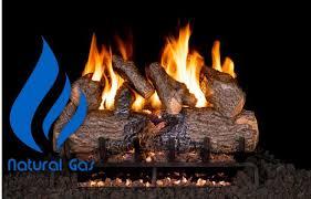 natural gas or liquid propane