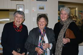 Nancy Hancock, Evelyn Andrews and Roslyn Smith.   Buy Photos Online    Sunshine Coast Daily
