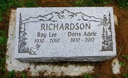 Doris Adele Rathbun Richardson (1932-2012) - Find A Grave Memorial