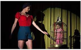 American Horror Story Erika Ervin as Amazon Eve Jyoti Amge as Ma ...