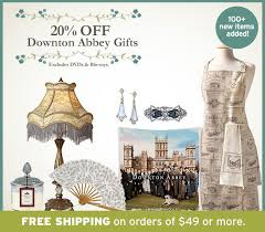 downton abbey gifts
