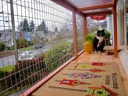 Diy Catio Materials How To Pick The Right Cat Enclosure Mesh For Your Catio Catio Spaces
