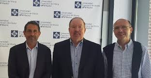 La UFV recibe la visita del Dr. Wesley Johnston, director del Center for  Business and Industrial Marketing del Robinson College of Business |  Comunicación Institucional UFV - Universidad Francisco de Vitoria
