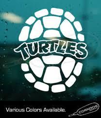 Car Truck Graphics Decals Teenage Mutant Ninja Turtles Sticker Vinyl Decal Mirage Comics Eastman Leo Pizza Auto Parts And Vehicles