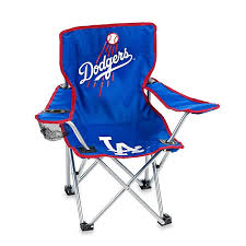 Los Angeles Dodgers Children S Camp Chair Bed Bath Beyond