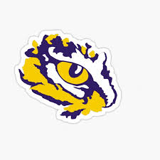 Lsu Tigers Stickers Redbubble