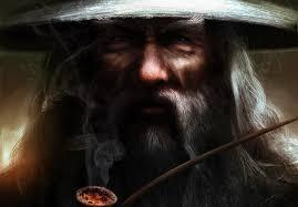 rings gandalf face fantasy s 1920x1340