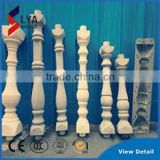 Plastic Baluster Column Pillar Moulds Buy Sophisticated Technologies Concrete Fence Post Mould On China Suppliers Mobile 132217535