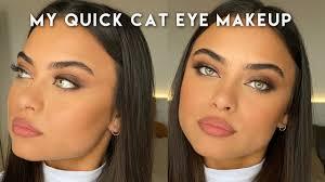 my cat eye look in depth you