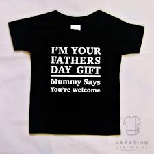 father s day gift tee creation station nz