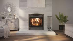 high efficiency wood burning fireplace