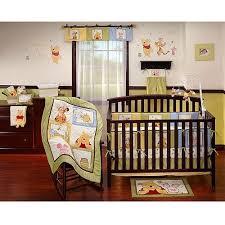 pooh crib bedding plus baby crib toys