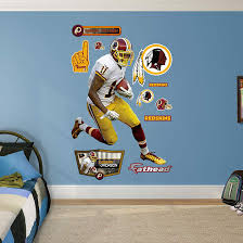 Fathead Washington Redskins Desean Jackson Decal