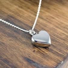 cremation jewelry ash jewelry heart