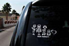 Custom Family Car Decals Archives Originalpeople