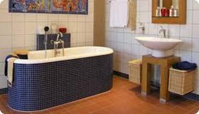 ceramic tiles in the bathroom more