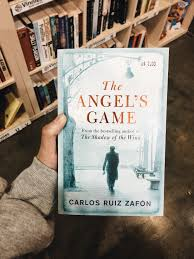 The Angel's Game by Carlos Ruiz Zafón: A peek into my annotations ...