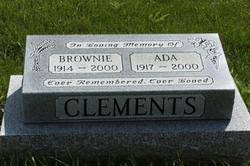 Ada Bennett Clements (1917-2000) - Find A Grave Memorial