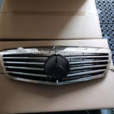 auto spare parts car grille for benz
