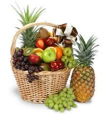 fresh fruit gourmet gift basket 70