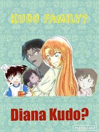 destined lovers    shinran fanfic - Chapter 19: Diana Kudo? - Wattpad