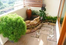 how to make a japanese balcony garden