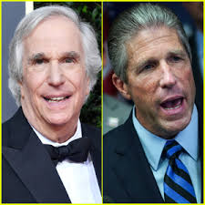 Henry Winkler Photos, News, and Videos | Just Jared
