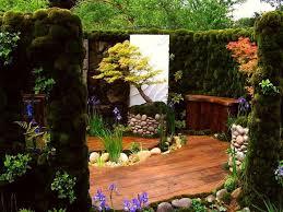 miniature japanese garden design to
