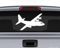 C130 Decal Etsy