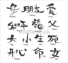 40 expository chinese letter a to z in 2020