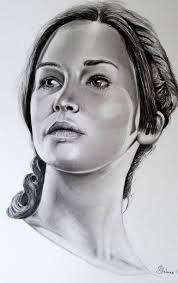 Original Cinema Drawing by Adriana Holmes | Realism Art on Paper | Jennifer  Lawrence Pencil Portrait | Portrait, Pencil portrait, Pencil portrait  drawing