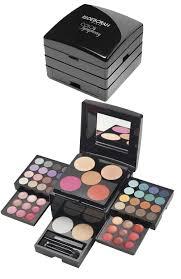 makeup palette and la rosa