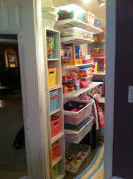 Keep All Of The Toys In A Closet Keeps The Kids Room From Having Too Much Visual Clutter Plus You Can Organization Storage Solutions Kids Room Kids Playroom