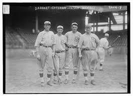 Jake Daubert, George Cutshaw, Ivy Olson, Mike Mowrey, Brooklyn NL infield  (baseball)] | Library of Congress