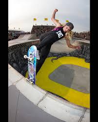 Alana Smith - Gallery -- 2014 Van Doren Invitational skateboarding - X Games